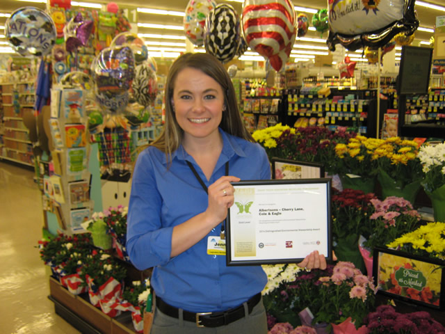 iYERP congratulates and thanks Albertsons – Cherry Lane in Meridian