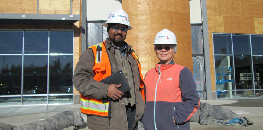 The New Larry H. Miller Honda Dealership Is Another IYERP Partnership  Project In Spokane.